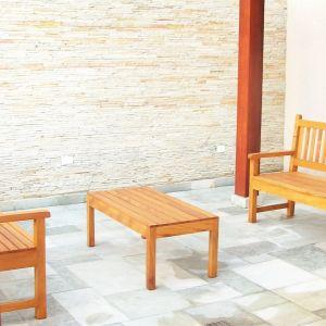 Mesas de centro e canto